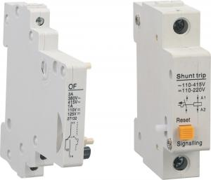 China Mini Electrical Safety Circuit Breakers / adjustable 1 pole circuit breaker on sale