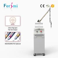 1500mj Passive Q-switched Laser Tattoo Removal Machine with Manufacturer Price