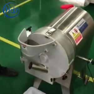 Large Multifunction Vegetable Cutting Machine , Electric Vegetable Cutter Papaya / Mushroom Slicer