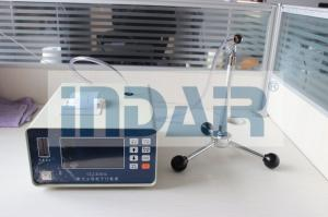 China Laser Airborne Particle Counter High Resolution Color Touch Screen Build - In Printer on sale