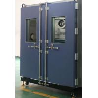 LED Touchscreen 7 Inch Environmental Test Chamber Stainless Steel For Auto Testing Machine