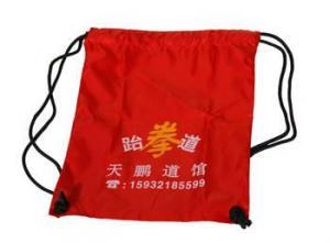China Drawstring Canvas Sport Bag on sale