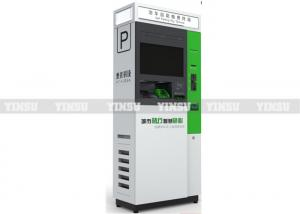 China Low Power Consumption Payment Kiosk Machine For Residential Area Parking on sale