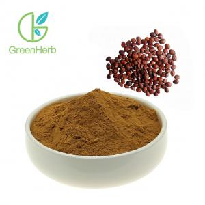 China CAS 55466-05-2 Natural Plant Extracts Spine Date Seed Extract Jujuboside 2% 3% on sale