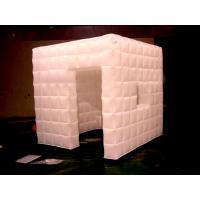 advertising Mini cube air tent portable studio traverling shop