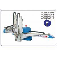OEM Robotic Injection Molding Machine 1-8 Colors Contact Lenses Pad Printing Manipulator