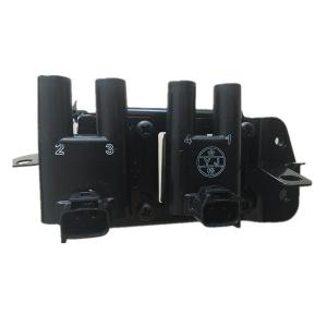 China Black Front Car Ignition Coil 27301 26600 Hyundai Matrix Elantra Accent 2001-2005 on sale
