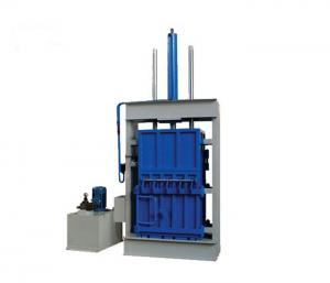China Cloth Packaging Vertical Baler Machine for Cotton Wool Yarns Y82 - 160Q on sale