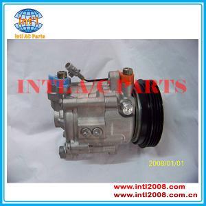 China 506021-7120 73111TC030 Auto air con (a/c) compressor pump with 4pk DKV-07G DKV07G for SUBARU SAMBAR VAN 73111-TC030 on sale