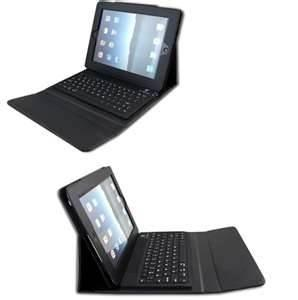 China iPad 2 Solar Charger Case with Bluetooth Keyboard on sale