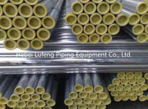 China STPA12 aluminized steel exhaust pipe/STPA22 mild steel round pipe price/A335-P9 lsaw steel pipe on sale