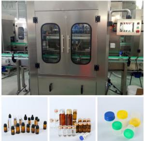 China 304 / 316 Stainless Steel Bottling Line Equipment 12 Monthes Warranty on sale