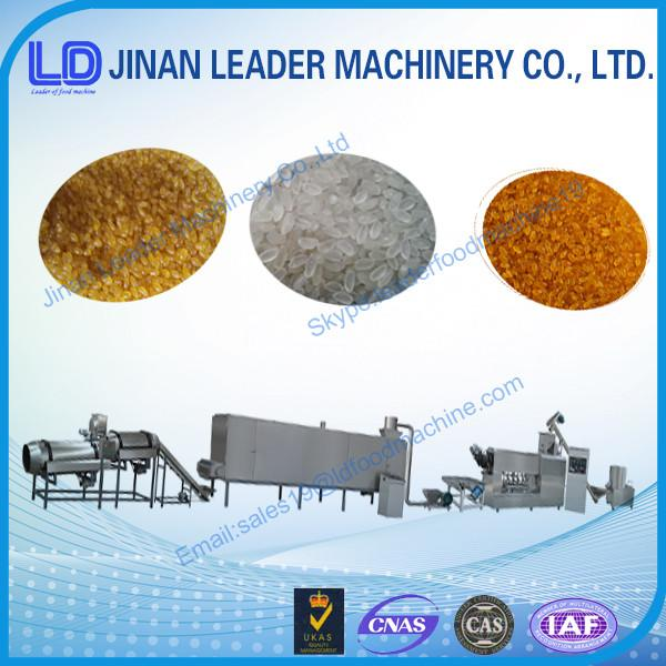 cost-saving nutrition rice golden rice process line
