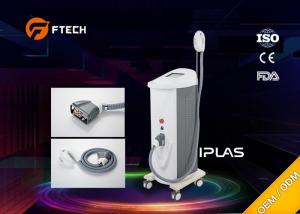 China Super hiar removal OPT IPL system shr Germany imported lamp high energy device on sale