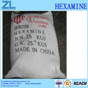 China Hexamine tablets for solid fuel tablets on sale