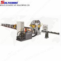 China Suppliers CNC Angle Line Punching Marking Cutting Machinery