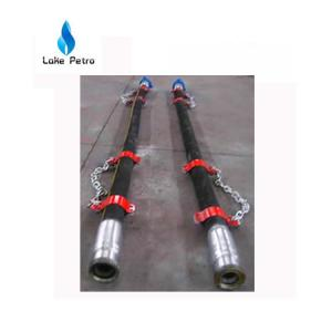 China API 7K high pressure Rotary Drilling Vibrator Hose used in well service on sale