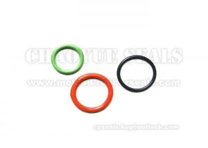 China Anti UV Rubber O Ring Seals Concentrated Phosphoric Acetic Acid Resistant on sale