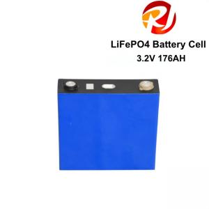 China Prismatic LFP 3.2V 176Ah LiFePO4 Battery Cell Producer Motive Battery For Electric Forklift Golf Cars on sale