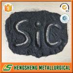 The manufacturer supply Black Silicon Carbide powder granules