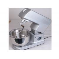 China Plastic Table Stand Mixer , Cooks Professional Food Mixer Machine Flour Flat Beater on sale