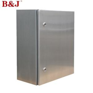 China Waterproof Stainless Steel Electrical Enclosure Boxes , Stainless Steel Industrial Enclosures on sale