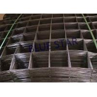 Hot Dip Galvanized Welded Wire Mesh Sheets Stainless Steel 2mm Wire 50 * 50 Hole For Construction