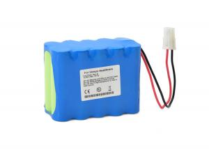 China Entilator 12 Volt Rechargeable Battery Pack For Viasys Healthcare , 4500mah Battery  on sale
