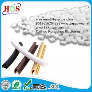 China thermoplastic tpe for window and door seals on sale