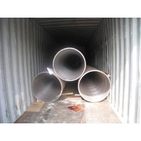 ASTM A106 Grade B Carbon Steel Pipes And Tubes Boiler Fitted MTC Certificated