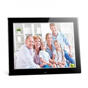 China 13.3 inch HD white digital photo frame,magic photo frame,fantastic photo frame ,high quali on sale