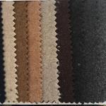 Elegant Soft Wool Fabric Anti - Static Shrink - Resistant Graceful Color