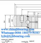offer E.950.20.00.B   Four point contact Slewing bearing  950.1X772XD56 mm in stocks price and stocks