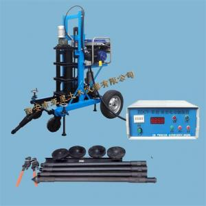 China C126 Motorized standard penetration test apparatus SPT for soil testing machine on sale