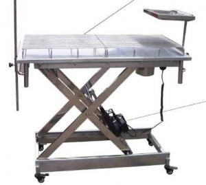 VET operating table V-shaped animal operation table