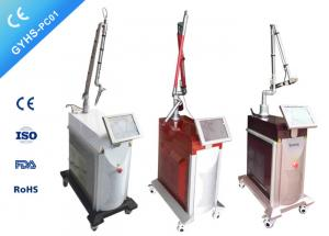 China 900ps Picosure ND YAG Laser Tattoo Removal Machine ,  Q Switch Yag Laser Machine on sale