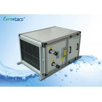 Eurostars Low Noise Commercial Air Handling Unit Ultra Thin Ceiling Type