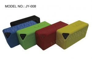 China Compact Cube Bluetooth Speaker with Micro SD , Bluetooth Music Player on sale