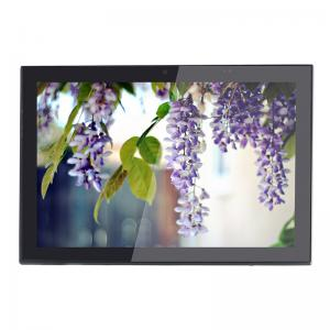 China 10 Touch Screen Panel PC with front NFC reader, RS485 for Smart time attendance on sale