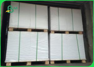 China Smooth Printing Uncoated Woodfree Paper 70 80GSM White Bond Offset Paper on sale