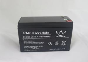 China 6FM7 F250 12v 7ah Uninterruptible Power Supply Battery Lead Acid Batteries on sale