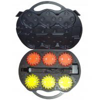6-packs rechargeable led flares