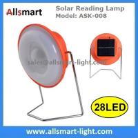 28LED Portable Solar Reading Desk Lamp Solar Camping Light LED Emergency Lantern Travel Tent Lighting Indoor Solar Light