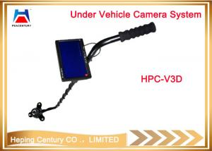 China Wholesale Under Car Security Equipment HPC-V3D Traffic safety Checking System on sale