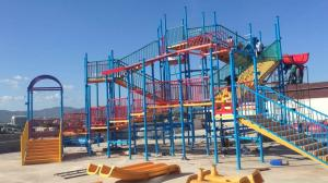 China Customized Philippines Water Park Project With 3500 M2 Galvanized Carbon Steel wholesale