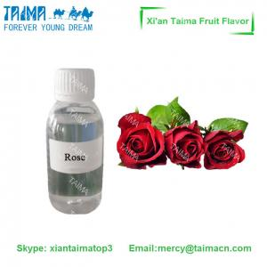 China Best Selling High Quality Rose Flavor For Vaping With Factory Supply Best price on sale