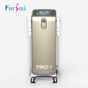China RF combined skin tightening SHR ipl hair removal machine elight on sale