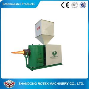China 600000 kcal Biomass Pellet Burner Automatic Combustion Equipment on sale