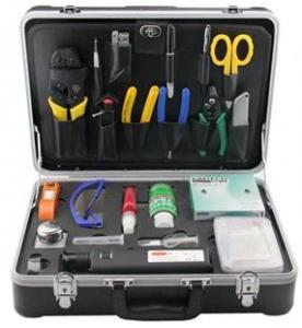 China Anaerobic Fiber Optic Connector Termination Tool Kit Fast Curing Times on sale