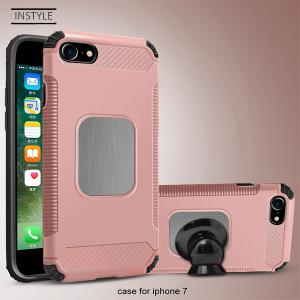 China Factory Wholesale Hard Rigid Car Mount Magnetic Phone Case for iPhone and for Samsung on sale